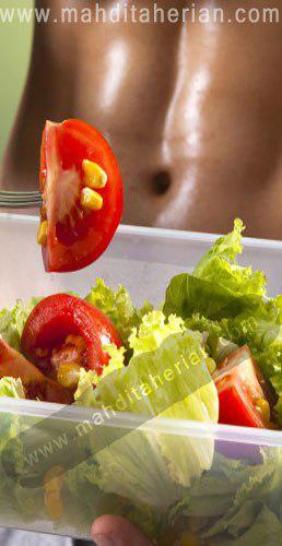 برنامه غذایی فیتنس