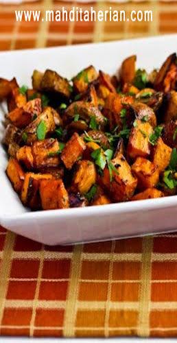 خوراک قارچ مخصوص برای فیتنس کاران