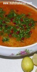 سوپ جو برای فیتنس کاران